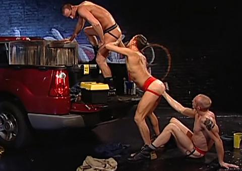 Handy Men With Matthieu Paris - Scene 1