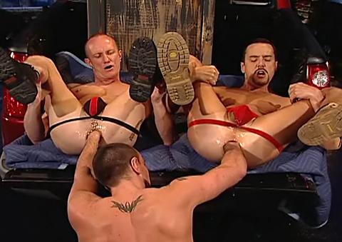 Handy Men With Matthieu Paris - Scene 2